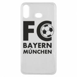 Чохол для Samsung A6s Баварія Мюнхен
