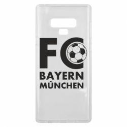 Чохол для Samsung Note 9 Баварія Мюнхен