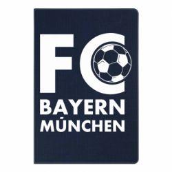 Блокнот А5 Баварія Мюнхен