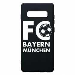 Чохол для Samsung S10+ Баварія Мюнхен