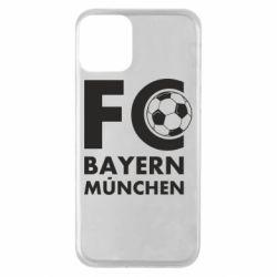 Чохол для iPhone 11 Баварія Мюнхен