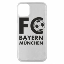 Чохол для iPhone 11 Pro Баварія Мюнхен