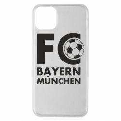 Чохол для iPhone 11 Pro Max Баварія Мюнхен