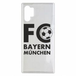 Чохол для Samsung Note 10 Plus Баварія Мюнхен