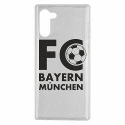 Чохол для Samsung Note 10 Баварія Мюнхен