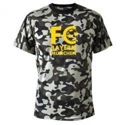 Камуфляжная футболка Бавария Мюнхен