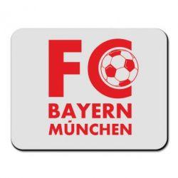 Килимок для миші Баварія Мюнхен