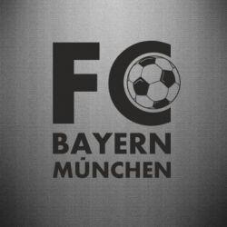 Наклейка Бавария Мюнхен