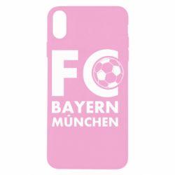 Чохол для iPhone X/Xs Баварія Мюнхен