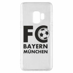 Чохол для Samsung S9 Баварія Мюнхен