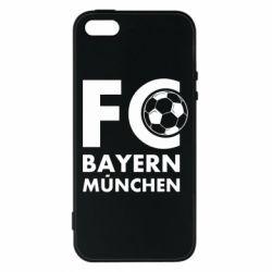 Чохол для iphone 5/5S/SE Баварія Мюнхен