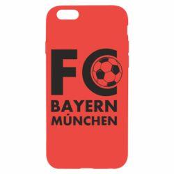 Чохол для iPhone 6/6S Баварія Мюнхен