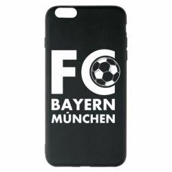 Чохол для iPhone 6 Plus/6S Plus Баварія Мюнхен
