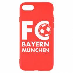 Чохол для iPhone 8 Баварія Мюнхен