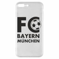 Чохол для iPhone 8 Plus Баварія Мюнхен
