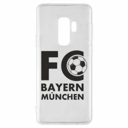 Чохол для Samsung S9+ Баварія Мюнхен