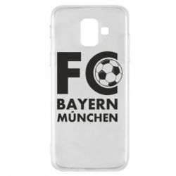 Чохол для Samsung A6 2018 Баварія Мюнхен