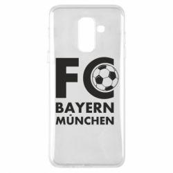 Чохол для Samsung A6+ 2018 Баварія Мюнхен