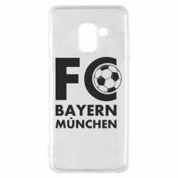 Чохол для Samsung A8 2018 Баварія Мюнхен