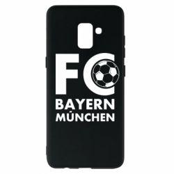 Чохол для Samsung A8+ 2018 Баварія Мюнхен
