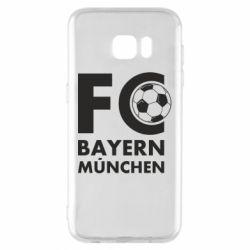 Чохол для Samsung S7 EDGE Баварія Мюнхен