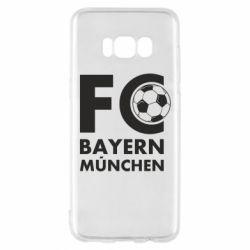 Чохол для Samsung S8 Баварія Мюнхен