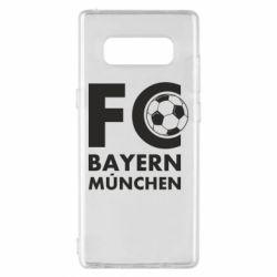 Чохол для Samsung Note 8 Баварія Мюнхен