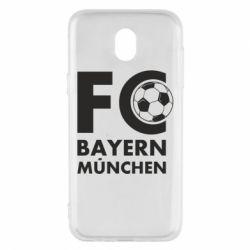 Чохол для Samsung J5 2017 Баварія Мюнхен