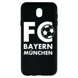 Чохол для Samsung J7 2017 Баварія Мюнхен