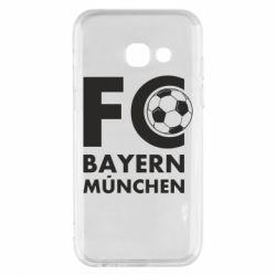 Чохол для Samsung A3 2017 Баварія Мюнхен