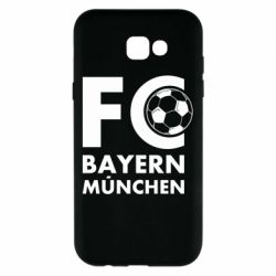 Чохол для Samsung A7 2017 Баварія Мюнхен