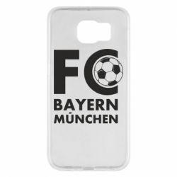 Чохол для Samsung S6 Баварія Мюнхен