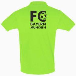 Футболка Поло Бавария Мюнхен