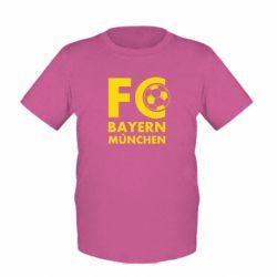 Детская футболка Бавария Мюнхен