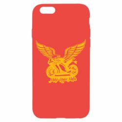 Чехол для iPhone 6/6S Байк с крыльями