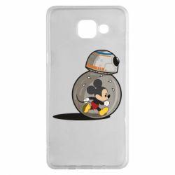 Чохол для Samsung A5 2016 BB-8 and Mickey Mouse
