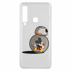 Чохол для Samsung A9 2018 BB-8 and Mickey Mouse