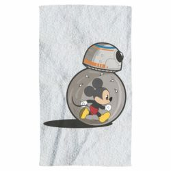 Рушник BB-8 and Mickey Mouse