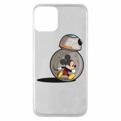 Чохол для iPhone 11 BB-8 and Mickey Mouse