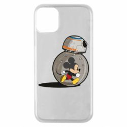 Чохол для iPhone 11 Pro BB-8 and Mickey Mouse