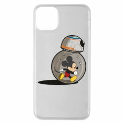 Чохол для iPhone 11 Pro Max BB-8 and Mickey Mouse