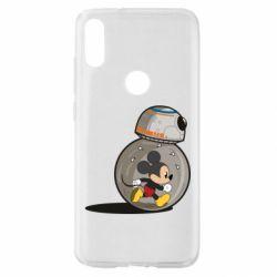 Чехол для Xiaomi Mi Play BB-8 and Mickey Mouse