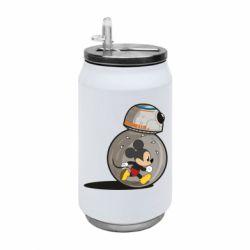 Термобанка 350ml BB-8 and Mickey Mouse