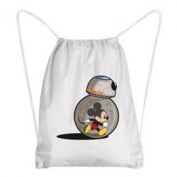 Рюкзак-мішок BB-8 and Mickey Mouse