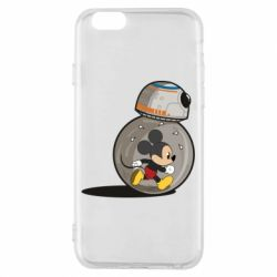 Чохол для iPhone 6/6S BB-8 and Mickey Mouse