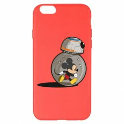 Чохол для iPhone 6 Plus/6S Plus BB-8 and Mickey Mouse