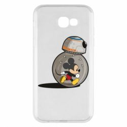 Чохол для Samsung A7 2017 BB-8 and Mickey Mouse