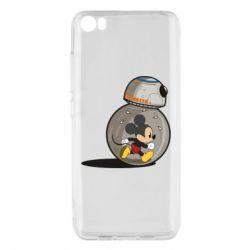 Чехол для Xiaomi Mi5/Mi5 Pro BB-8 and Mickey Mouse