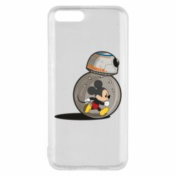 Чехол для Xiaomi Mi6 BB-8 and Mickey Mouse