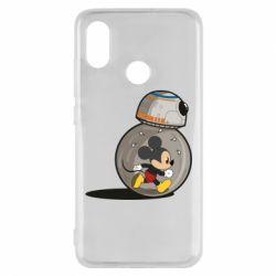 Чехол для Xiaomi Mi8 BB-8 and Mickey Mouse